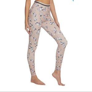Beyond Yoga Olympus Floral Print Leggings